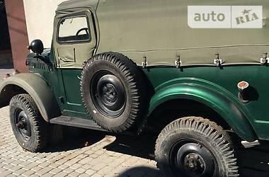 ГАЗ 69 1966 в Львове