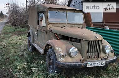 ГАЗ 69 1961 в Хмельницком