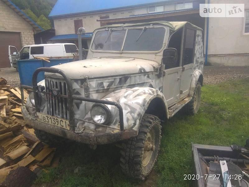 ГАЗ 69 1985 в Тячеве