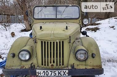ГАЗ 69 1953 в Брусилове