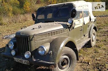 ГАЗ 69A 1958 в Ивано-Франковске