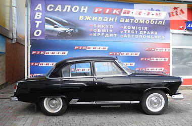ГАЗ М 21 1960 в Львове