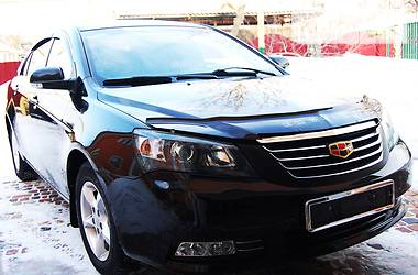 Geely Emgrand 7 (EC7) ideal 2014