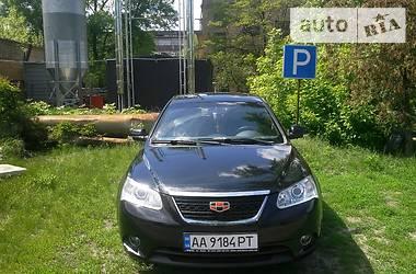 Хэтчбек Geely Emgrand EC7-RV 2012 в Киеве