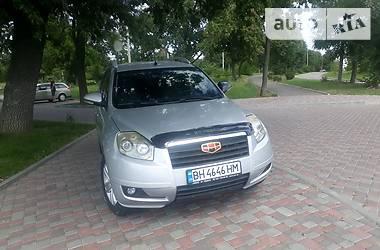 Позашляховик / Кросовер Geely Emgrand X7 2014 в Кропивницькому