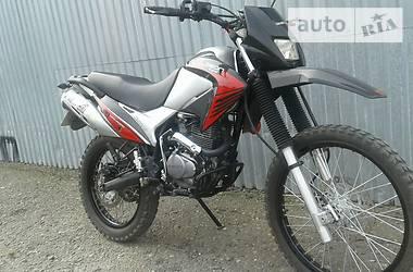 Мотоцикл Внедорожный (Enduro) Geon X-Road 2015 в Черновцах