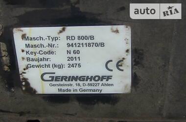 Geringhoff Rota-Disc 2011 в Великой Багачке