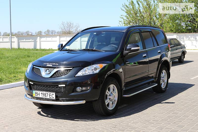 Great Wall Haval H5 2012 года