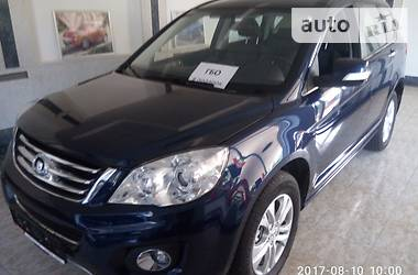 Great Wall Haval H6 City 2WD 6AT 2014