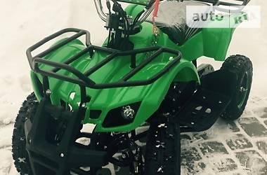 Hamer ATV 2018 в Черновцах