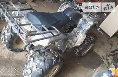 Hamer ATV 2015 в Перечине