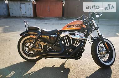Мотоцикл Чоппер Harley-Davidson 1200 Sportster 2015 в Киеве