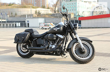 Harley-Davidson Fat Boy 2010 в Києві