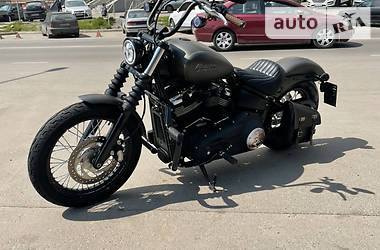Harley-Davidson FXBB 2019 в Одесі