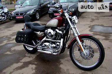 Harley-Davidson Sportster 1200 custom 2000