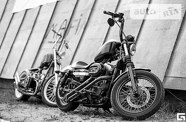 Harley-Davidson Sportster 2008 в Полтаве