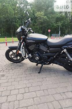 Мотоцикл Без обтікачів (Naked bike) Harley-Davidson XG 750 2016 в Києві