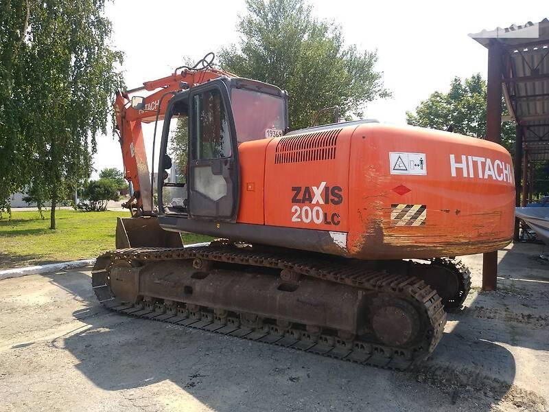 Hitachi ZX 2008 в Константиновке