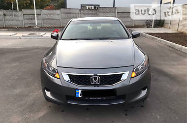 Honda Accord Coupe 2008 в Виннице