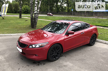 Honda Accord Coupe 2007 в Киеве