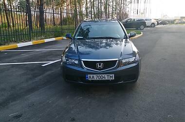 Honda Accord Tourer 2005 в Киеве