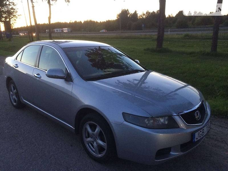 Honda Accord 2006 в Львове
