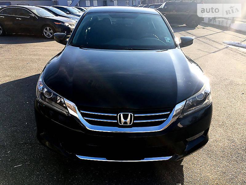 Honda Accord 2014 року