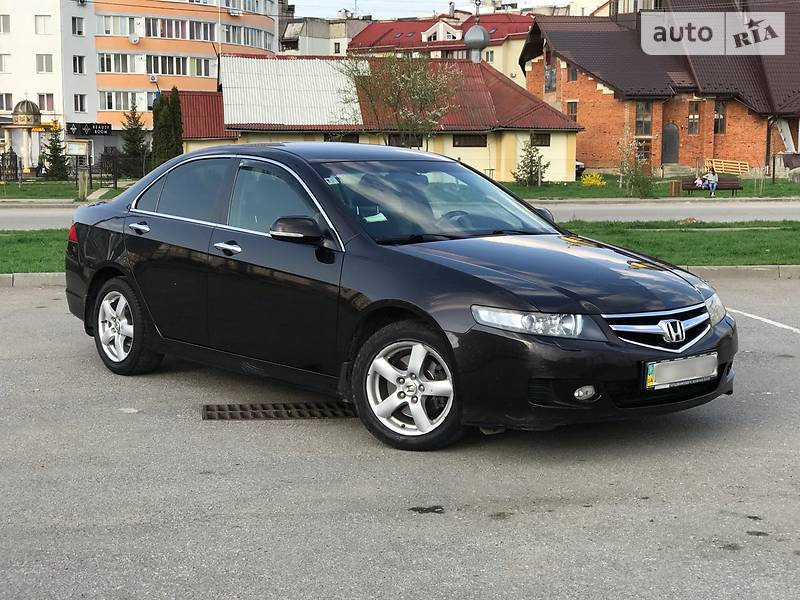 Honda Accord 2006 в Ивано-Франковске