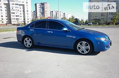 Honda Accord 2005 в Ивано-Франковске
