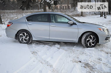 Honda Accord 2016 в Тернополе