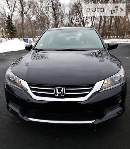 Honda Accord 2015 року в Києві