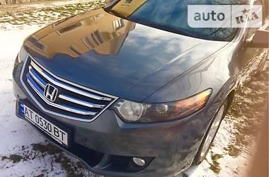Honda Accord 2009 в Ивано-Франковске