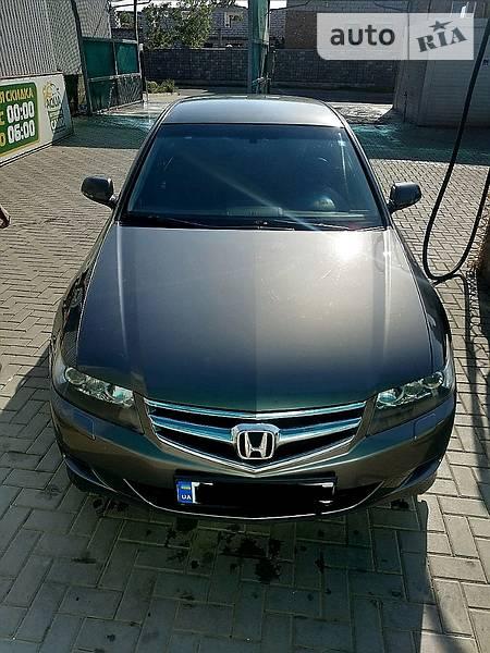 Honda Accord 2007 року в Миколаїві