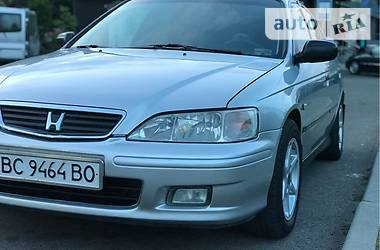 Honda Accord 2000 в Трускавце