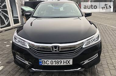 Honda Accord 2017 в Львове