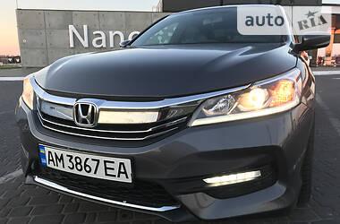 Honda Accord 2016 в Житомире