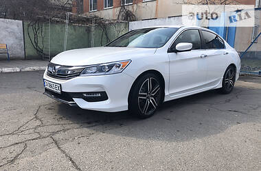 Honda Accord 2016 в Черкассах