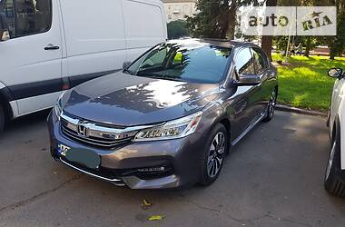 Honda Accord 2017 в Луцке