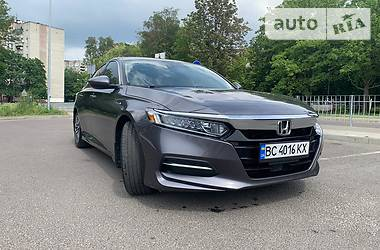 Honda Accord 2018 в Львове