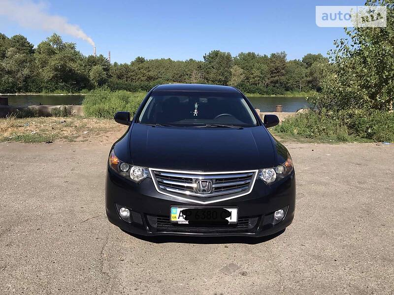 Honda Accord 2009 в Энергодаре