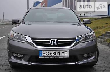 Honda Accord 2014 в Львове