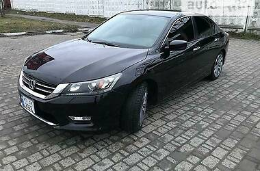 Honda Accord 2014 в Ивано-Франковске