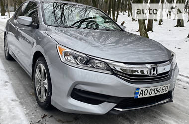 Honda Accord 2016 в Ужгороді