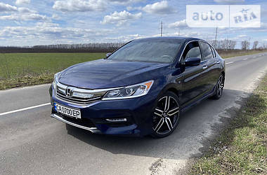 Honda Accord 2015 в Умани