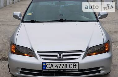 Седан Honda Accord 2002 в Вишневом