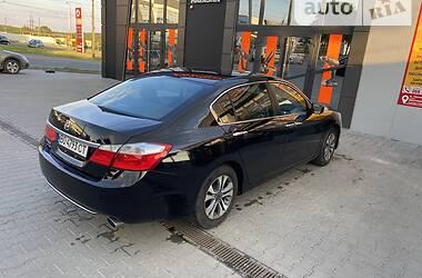 Седан Honda Accord 2015 в Тернополе