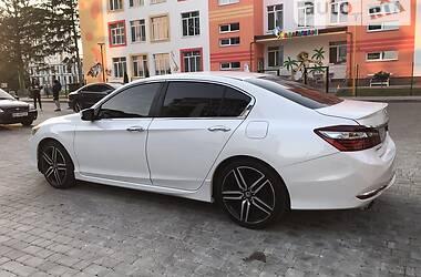 Седан Honda Accord 2017 в Виннице
