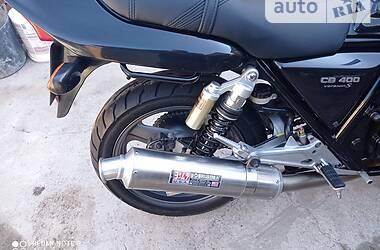 Мотоцикл Без обтекателей (Naked bike) Honda CB 400 1995 в Виннице