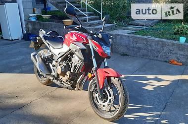 Honda CB 500 2020 в Черновцах