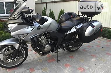 Мотоцикл Классик Honda CBF 600 2008 в Львове